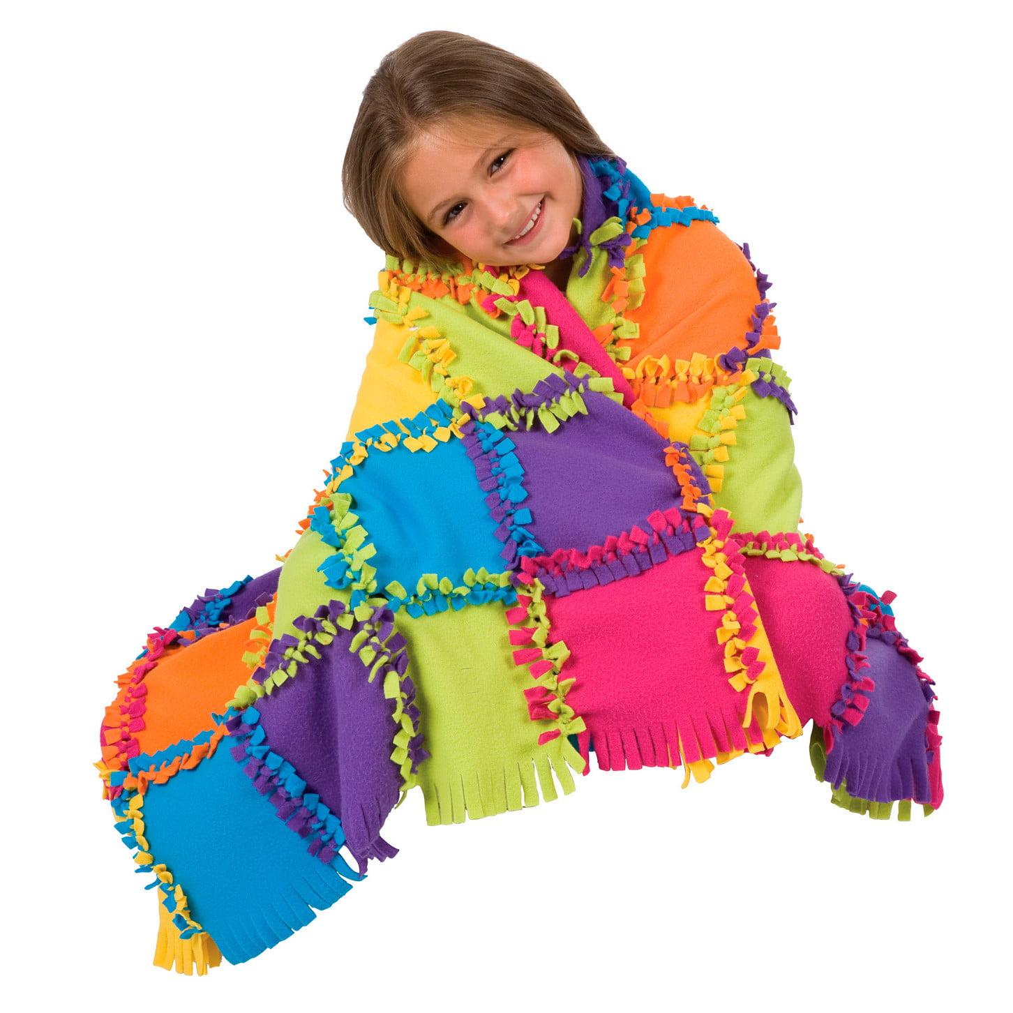 ALEX Toys Craft Knot A Quilt Kit - Walmart.com : knotting quilts - Adamdwight.com