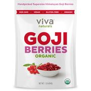 Best Goji Berries - Viva Naturals, Organic Goji Berries 1 Lb Review