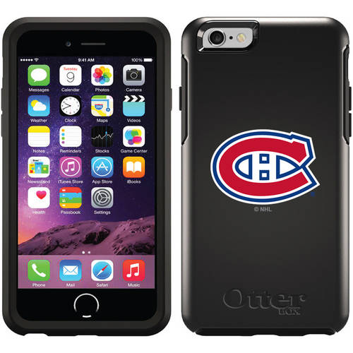 Montreal Canadiens Primary Logo Design on OtterBox Symmetry Series Case for Apple iPhone 6