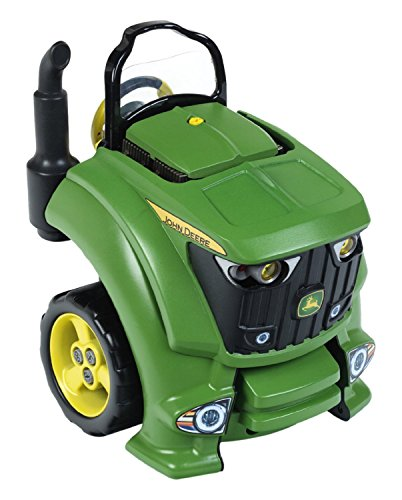 Learning Curve John Deere Tractor Engine