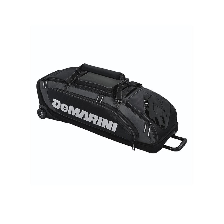 DeMarini Special Ops Wheeled Bag Black