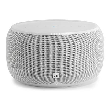 Jbllink300wht Jbl Link 300 Wireless Speaker With Google Voice Assistant  White