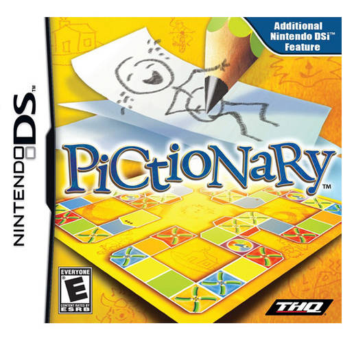 Pictionary (DS) - Pre-Owned