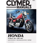 Clymer - M313 - Repair Manual