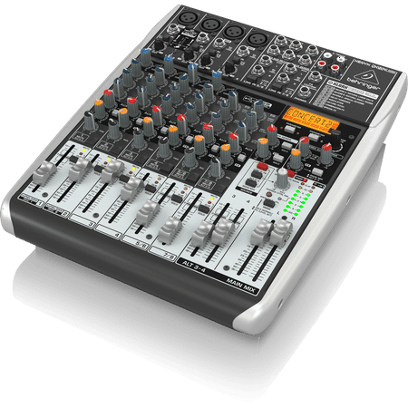 behringer qx1204usb 12 input 2 2 bus usb audio interface mixer w xenyx mic preamps compressors. Black Bedroom Furniture Sets. Home Design Ideas