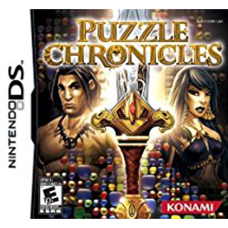 Puzzle Chronicles - Nintendo DS (Best Ds Games For Adults)