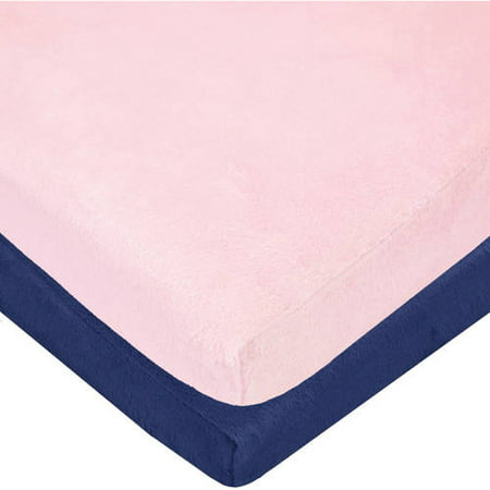 Your Choice TL Care Heavenly Soft Chenille Pack-N-Play Sheet, 2 Pack Value Bundle Heavenly Soft Cradle Sheet