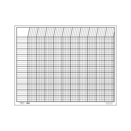 Shapes Chart (Shapes Etc. Incentive Horizontal)