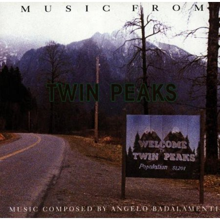 Various Artists   Twin Peaks  Cd