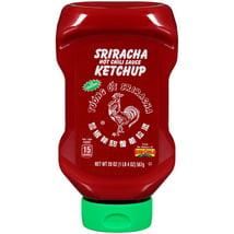 Ketchup: Huy Fong Sriracha Ketchup