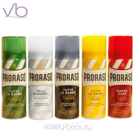 Proraso Shaving Foam - Natural Shave