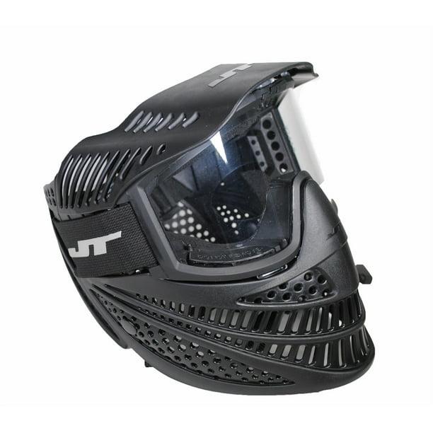 Jt Guardian One Paintball Mask With Fog Resistant Lens Black Goggle Walmart Com Walmart Com