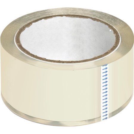 Sparco, SPR64013, Crystal Clear to the Core Packaging Tape, 6 / Pack, - Sparco Crystal