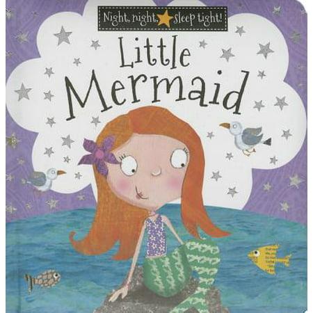 Little Mermaid (Board Book) (Flounder From Little Mermaid)