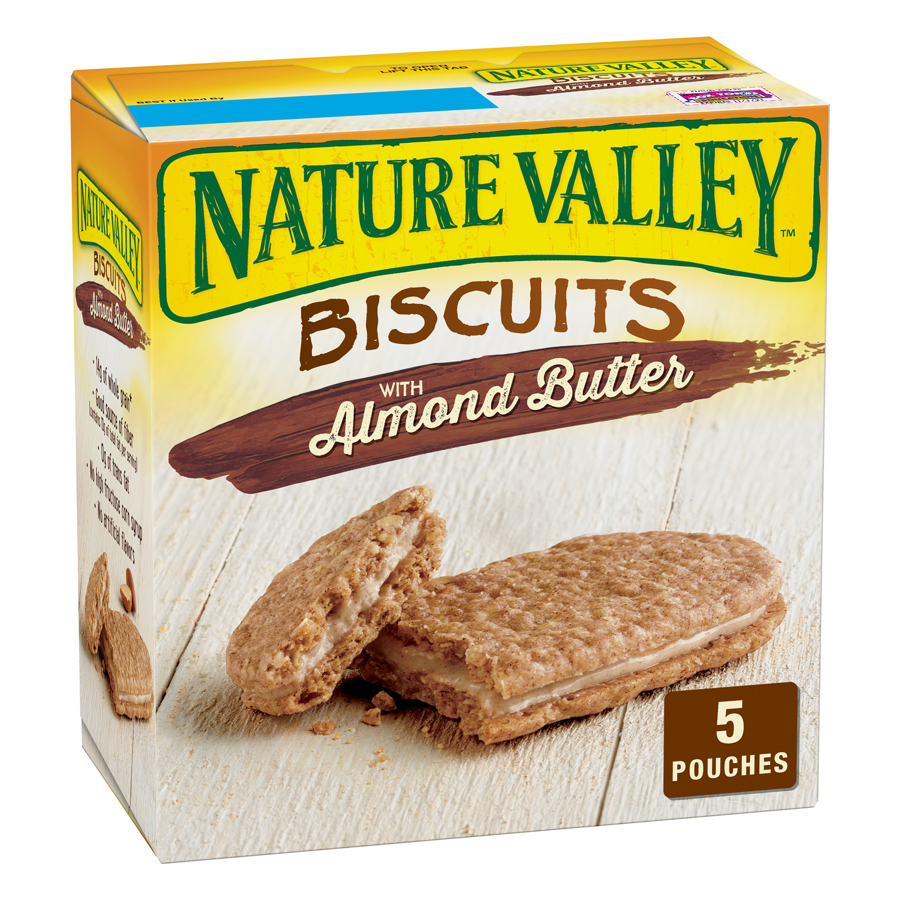 Nature valley biscuits walmart