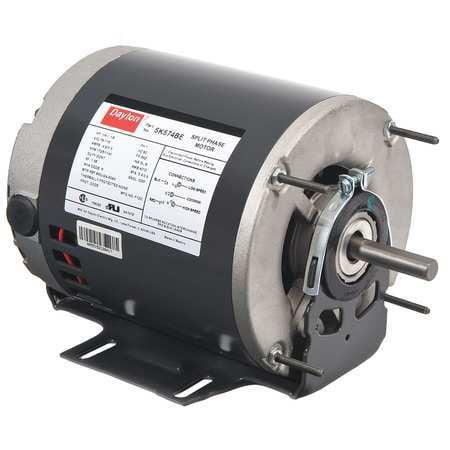 Special Purpose Motor (Dayton 5K574 Split Ph General Purpose Motor, ODP)