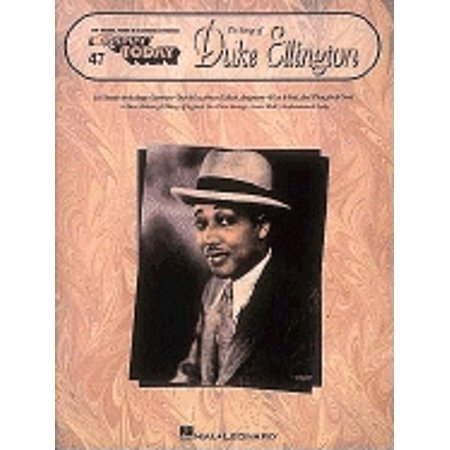 The Songs of Duke Ellington Duke Ellington Music Book