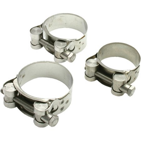 DRC Stainless Steel Exhaust Clamp 40mm 43mm
