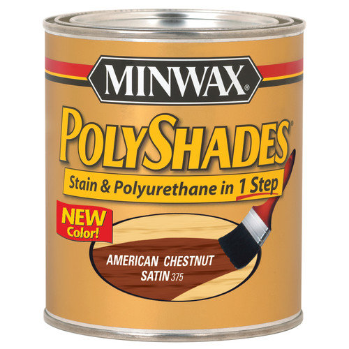 Minwax Polyshades 275 VOC Wood Stain & Finish