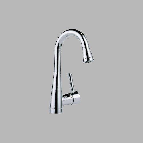 Brizo Venuto: Single Handle Pull-Down Bar/Prep Faucet With Softtouch