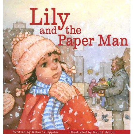 Paper Lily (Lily and the Paper Man )