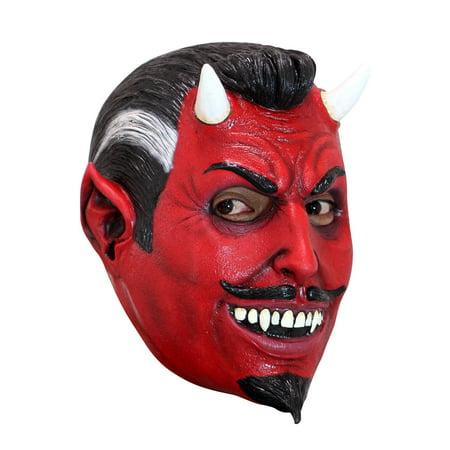 El Diablo Adult Mask - Diablo Halloween Toronto
