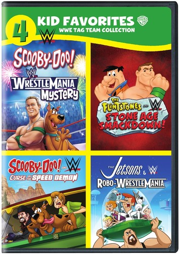 4 Kid Favorites: WWE Tag Team Collection by