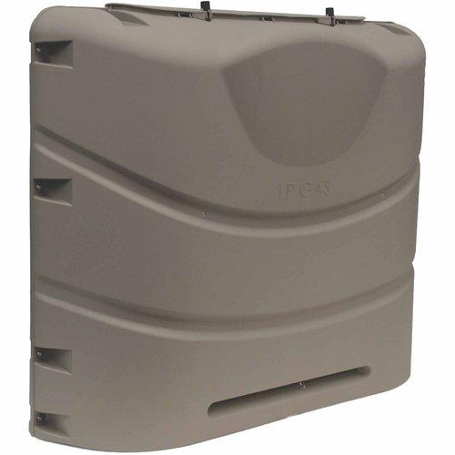 camco 40529 heavy duty polypropylene propane tank cover