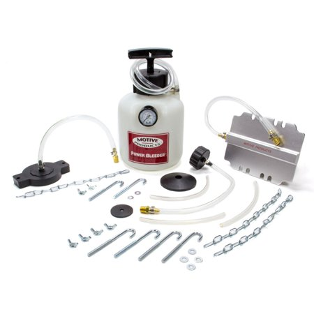 Brake Bleeder Adapter Set - MOTIVE PRODUCTS 250 Brake Bleeder Kits Brake Power Bleeder System