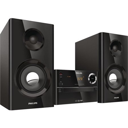 Philips BTM2180 37 Micro Music System by