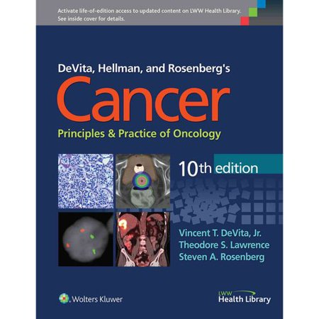 Cancer  Principles   Practice Of Oncology