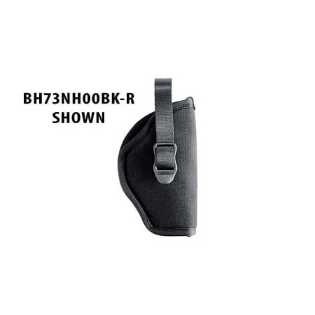 BlackHawk Hip Holster, Size 5 fits Small Automatic Pistol, Right Hand, Black