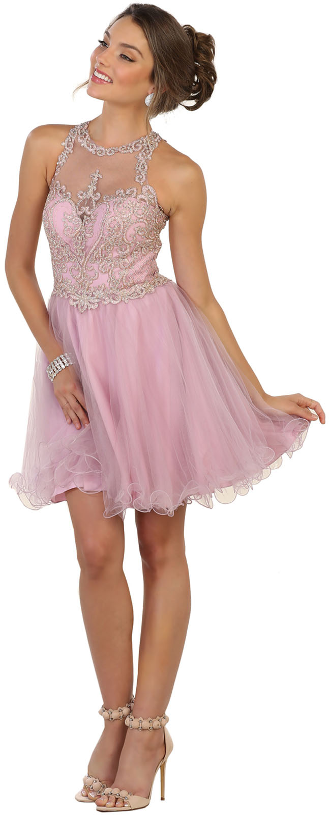 Short Wedding Guest Dresses
