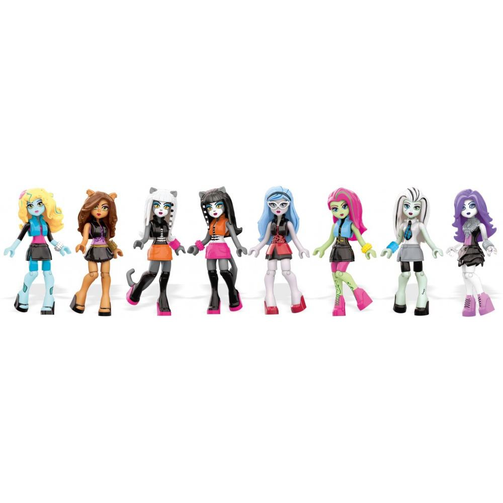 Monster High Ghouls Skullection III