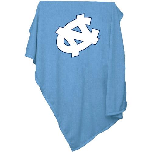 Logo Chair NCAA North Carolina Sweatshirt Blanket