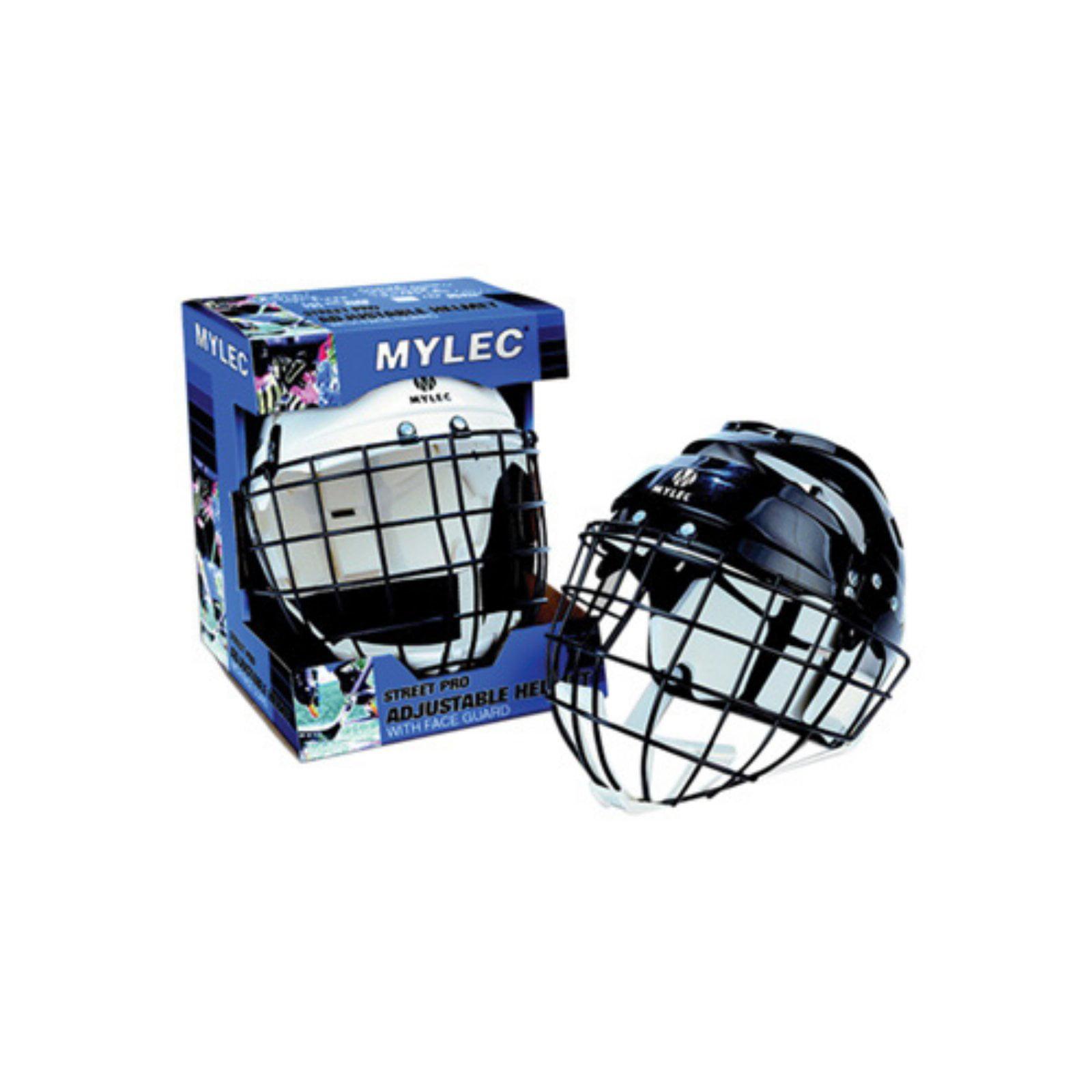 Mylec 0151 Senior Helmet with Wire Face Cage by Mylec