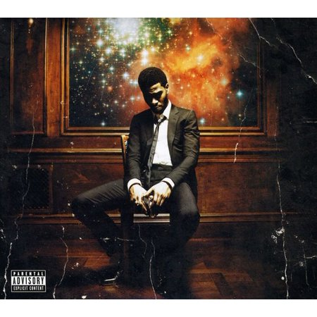 Man on the Moon 2: The Legend of Mr Rager (CD) (Includes DVD)