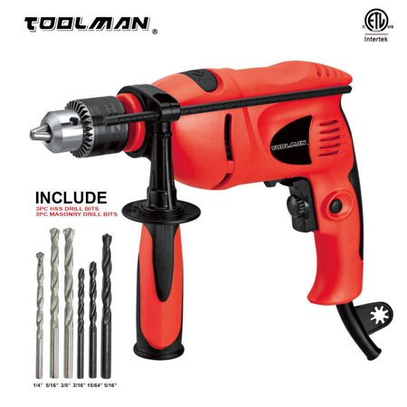 Toolman Electric Power Drill Driver 1/2