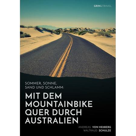 San Mitt (Sommer, Sonne, Sand und Schlamm: Mit dem Mountainbike quer durch Australien -)