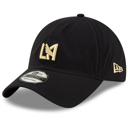 LAFC New Era Team Gore-Tex 9TWENTY Adjustable Hat - Black - OSFA Gore Tex Rain Hat