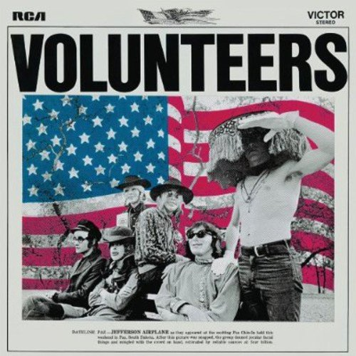 VOLUNTEERS [BONUS TRACKS] [REMASTER]