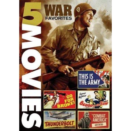 667 Dvd (War Favorites: 5-Movie Collection (DVD))