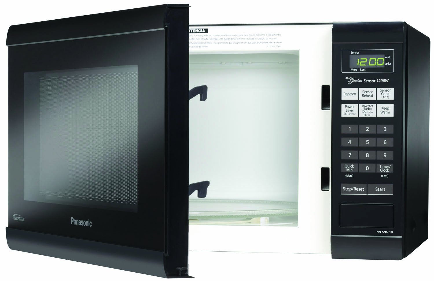 Microwave Door Open The Door Doesn U0027t Open When I Push The