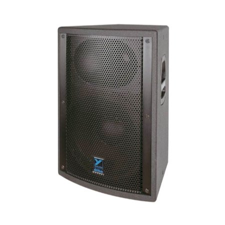 yorkville ef500pb 15 800w 2 way powered speaker new. Black Bedroom Furniture Sets. Home Design Ideas