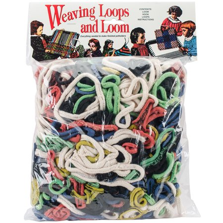 Wool Novelty Weaving Loops & Loom