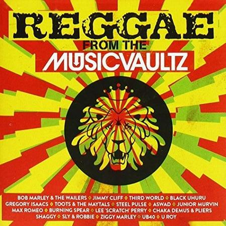 Reggae From The Music Vault / Various (CD)