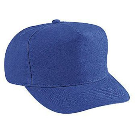 Otto Cap Washed Brushed Heavy Cotton Canvas Low Crown Golf Style Caps - Hat / Cap for Summer, Sports, Picnic, Casual wear and Reunion etc Heavy Brush Cotton