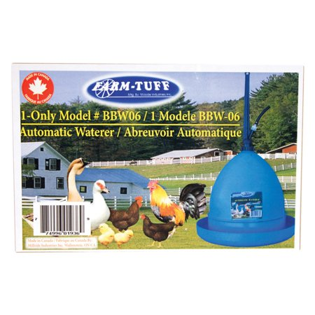 Millside Industries Automatic Hanging Poultry Fountain