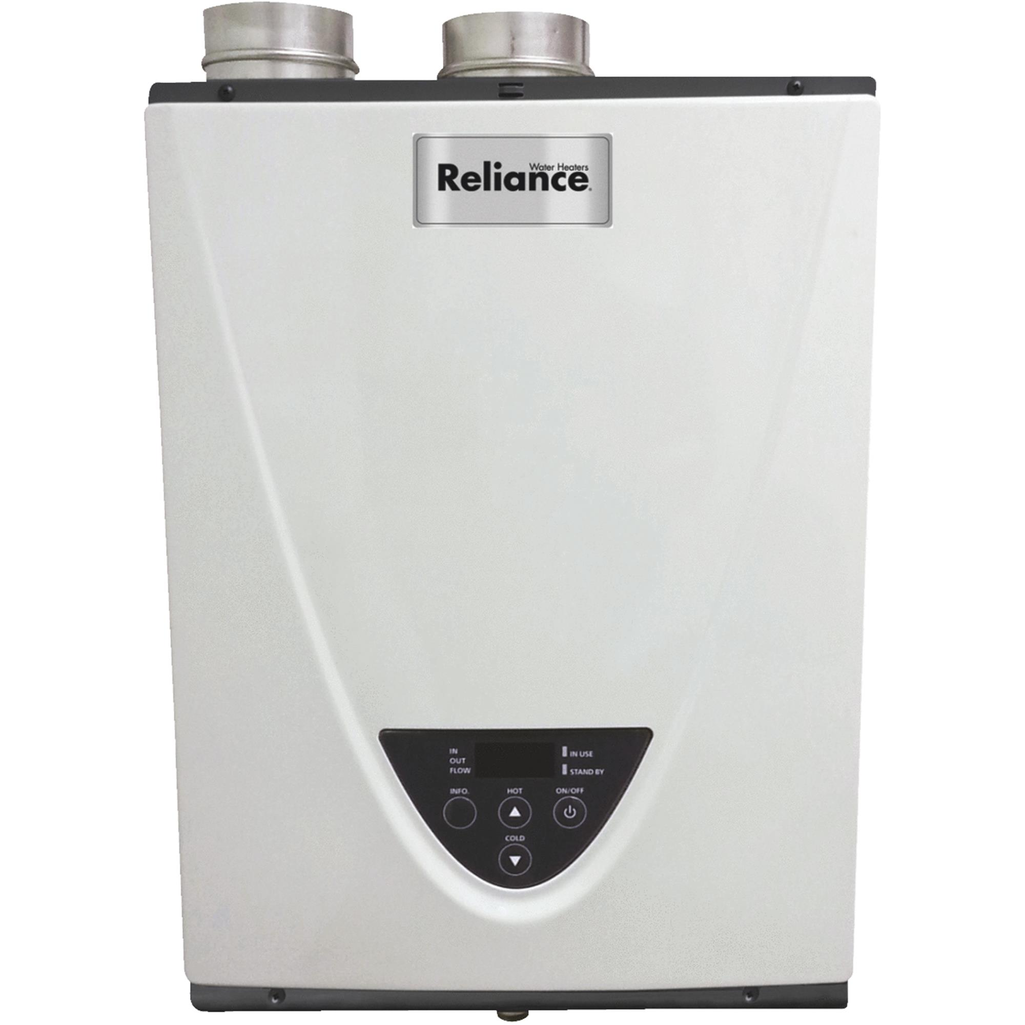Reliance Series TS-340-GIH Natural Gas Tankless Water Heater