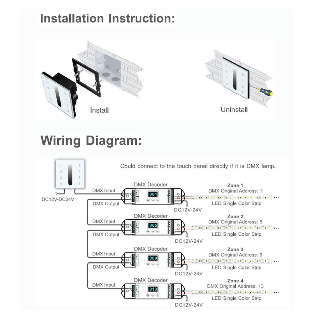 Magnificent Dmx Wiring Elaboration - Wiring Schematics and Diagrams ...